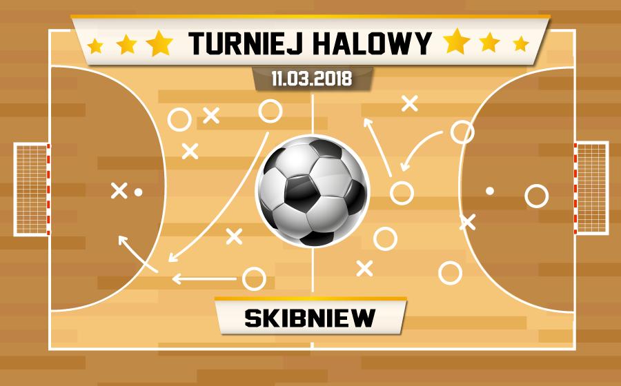 Turniej Piłki Nożnej U12 11.03.18