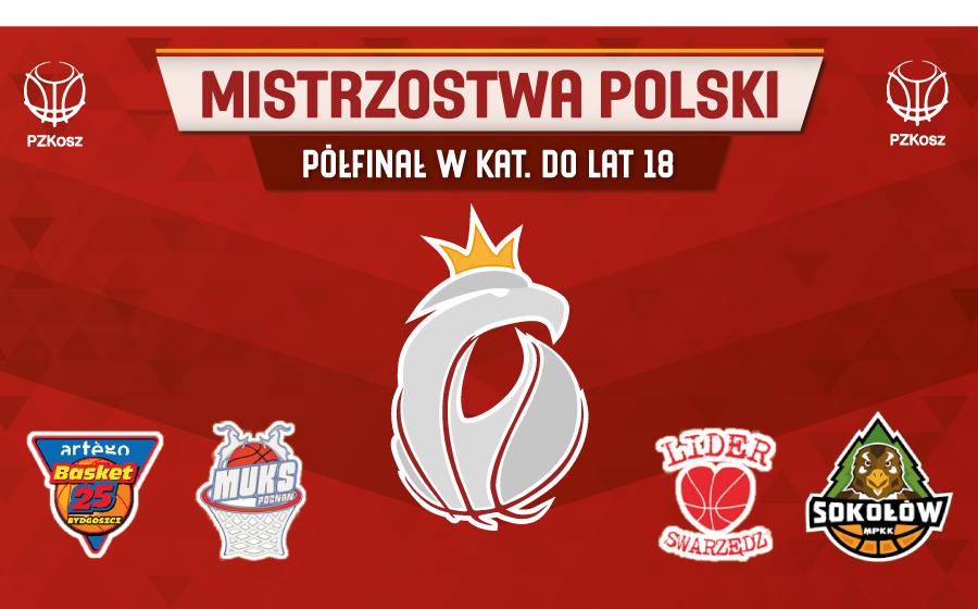 Półfinał Mistrzostw Polski do lat 18 w Sokołowie Podlaskim  13-15.04.2019