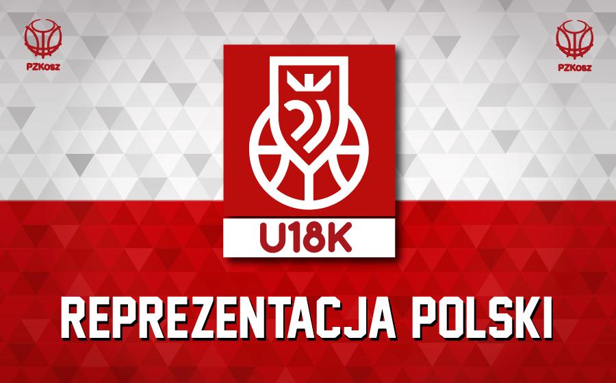 Natalia Kurach w Kadrze U18K 28.05-09.06.2019