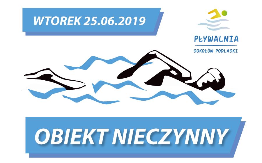 Nieczynna Pływalnia  25.06.2019
