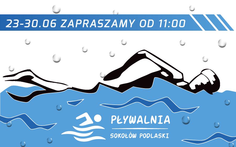 Pływalnia 23-30.06.19