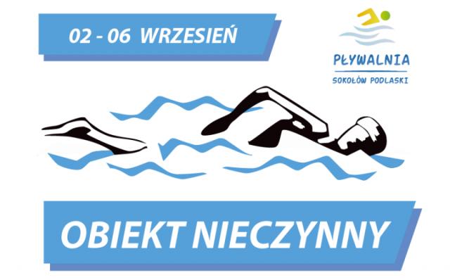 Nieczynna Pływalnia 2-6.09.19